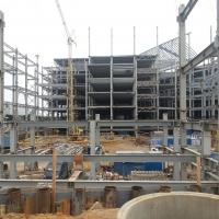Защита металлокаркасов в строительстве