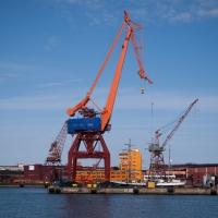 Защита портовых сооружений