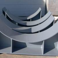 Подвижные опоры для трубопрода с защитным цинковым покрытием