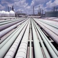 Цинковое покрытие на трубопроводах