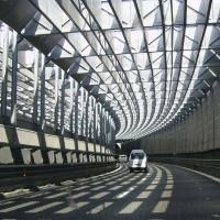 металлоконструкции туннеля