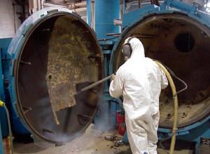 TMS 1 для нефтеперерабатывающей отрасли, тяжелой промышленности